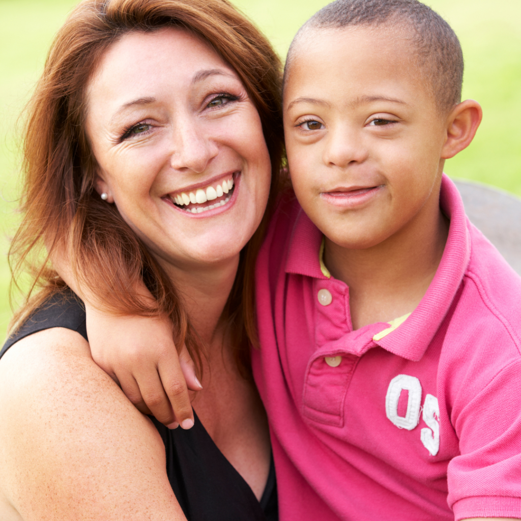 Disabled child in your planning with your family