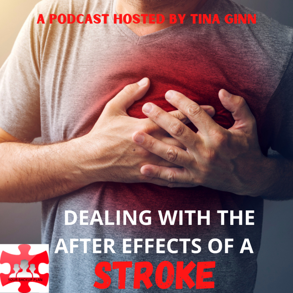 Dealing with the after effects of a Stroke