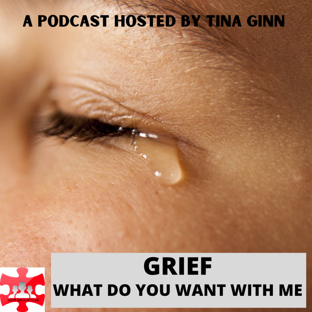Grief what do you want with me?