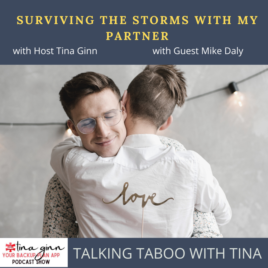 SURVIVING THE STORMS WITH MIKE DALY