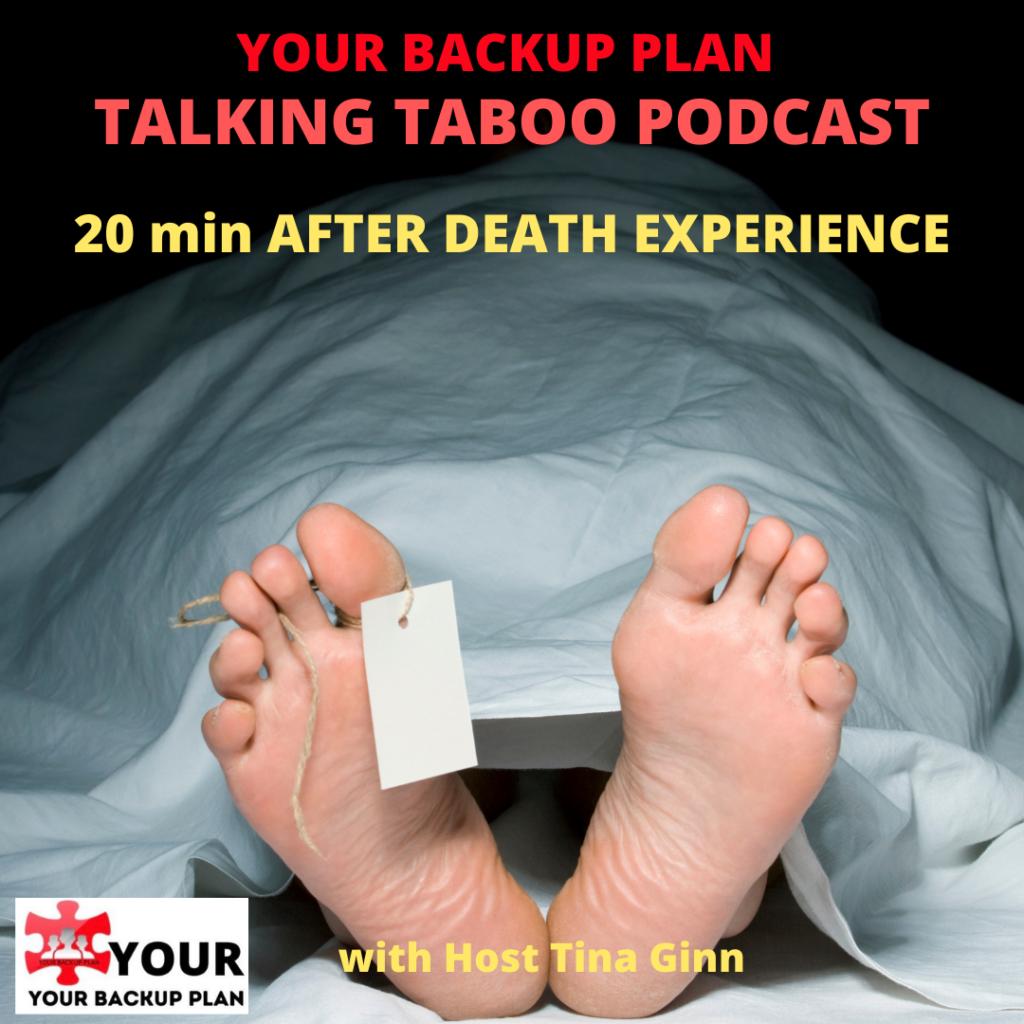 20 min near death experience